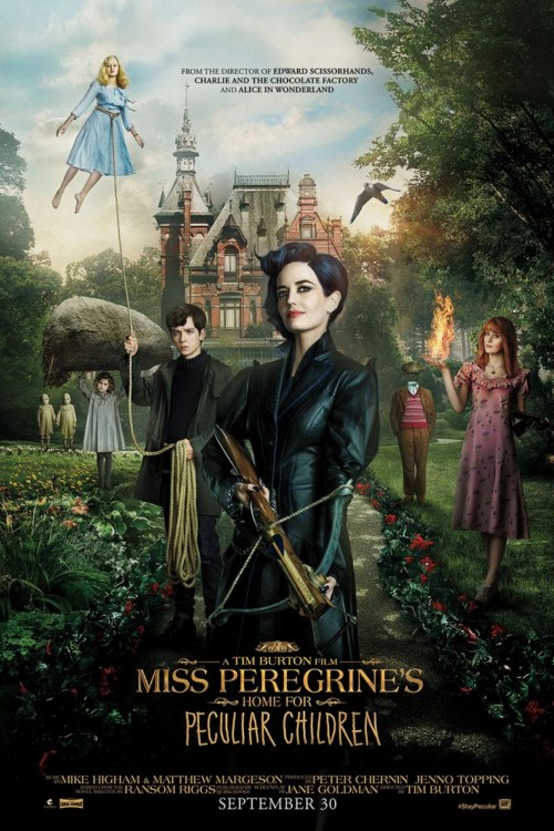 دانلود فیلم Miss Peregrine's Home For Peculiar Children 2016